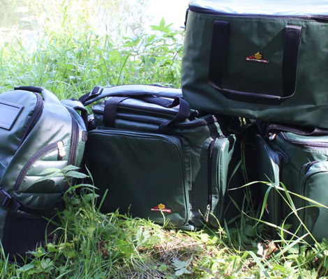 Fishing Bags, Rod Bags & Accessories