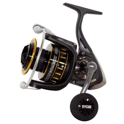 Ryobi Fishing Safari 6500 Meeresrolle, 250m/ 0,35mm - 5,0:1 - 595g