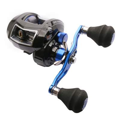 ABU Garcia Multirolle Revo Toro NaCl 51-L HS High Speed Linkshand Low Profile Baitcast