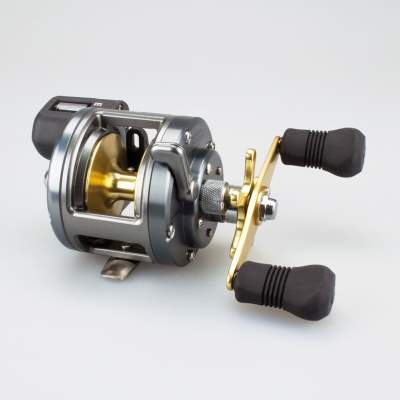Shimano Tekota 300 LCM Line Counter Multirolle (Zählwerk in Meter)
