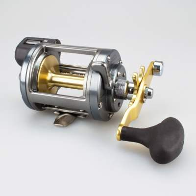 Shimano Tekota 600 LCM Line Counter Multirolle (Zählwerk in Meter)