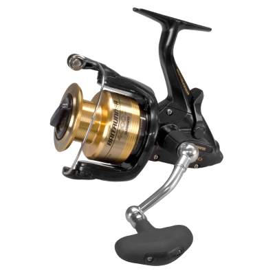Shimano USA Baitrunner 4000D Freilaufrolle, 180m/ 0,30mm - 4,80:1 - 385g