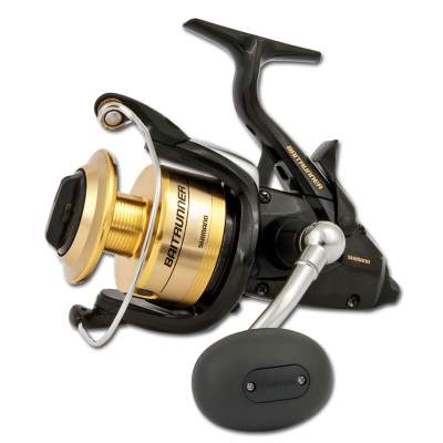 Shimano USA Baitrunner 6000D Freilaufrolle, 240m/ 0,35mm - 4,80:1 - 570g