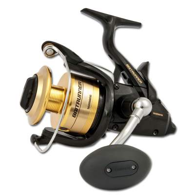 Shimano USA Baitrunner 12000D Freilaufrolle, 240m/ 0,45mm - 4,40:1 - 850g