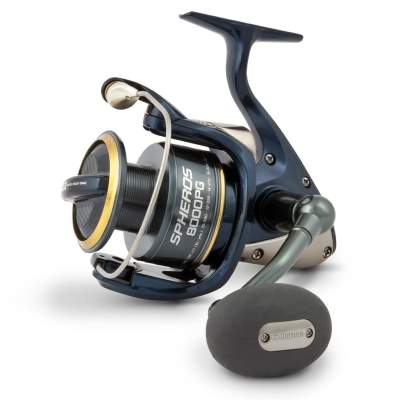 Shimano Spheros 8000 PG Power Game Salzwasser