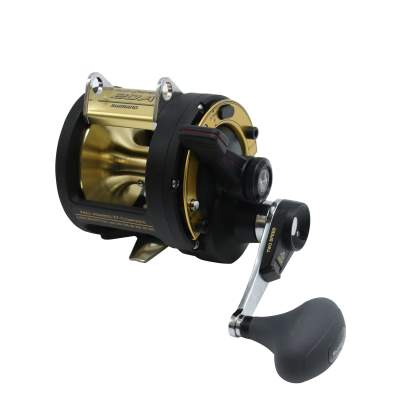 Shimano TLD 20 II Speed A Multirolle mit Schiebebremse (2 Gang)