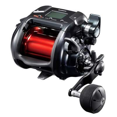 Shimano Plays 4000 Elektrorolle Multirolle, 675m/ 0,36mm - 3,2:1 - 1270g