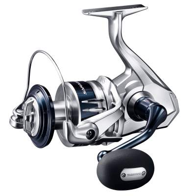 Shimano Saragosa SW A 10000PG, 300m/ 0,405mm - 4,9:1 - 685g