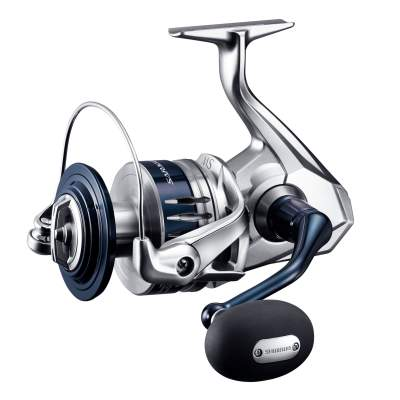Shimano Saragosa SW A 20000PG, 350m/ 0,52mm - 4,4:1 - 930g