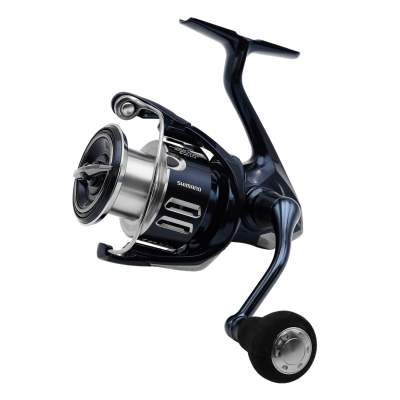 Shimano Twin Power XD Salzwasser Rolle 4000 XG A - 180m/ 0,30mm - 6.2:1 - 245g