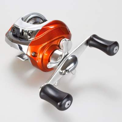 Banax Orange Zest  Low Profile Baitcast Multirolle Linkshand