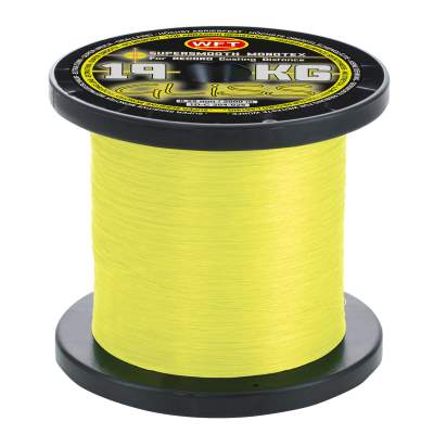 WFT Gliss yellow 2000m 11KG 0,18 mm, - yellow - TK11kg - 0,18mm - 2000m