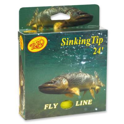 RIO Sinking Tip 24ft, Densitiy Compensated 500