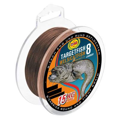 WFT TF8 Catfish brown 2000m 48Kg 0,50mm