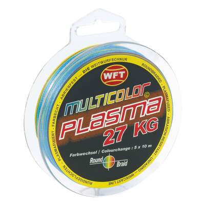 WFT Plasma multicolor 300m 18KG 0,14mm