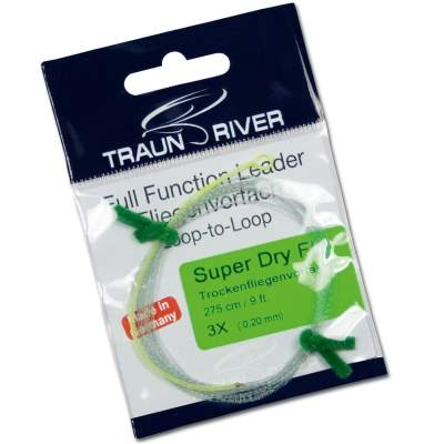 Traun River Products SuperDry Fly Line, - 275cm - 1Stück