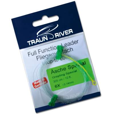 Traun River Products Äschenvorfach, - 305cm - 1Stück
