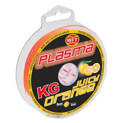 WFT Plasma juicy orange 150m 22KG 0,18 mm, - orange - TK22kg - 0,18mm - 150m