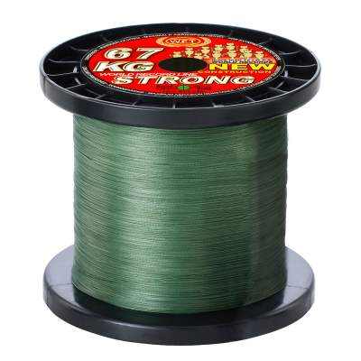 WFT New 15KG Strong green 1000m 0,12mm