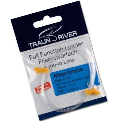 Traun River Products Fliegenvorfach Meerforelle