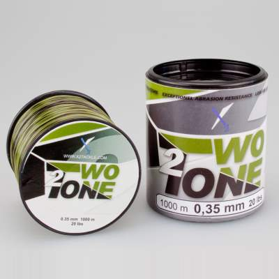 X2 Two Tone 2 Camou Line  - 1000 0,35