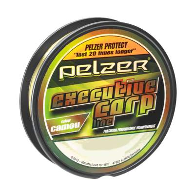 Pelzer Executive Carp, 1200m 0,28 camou