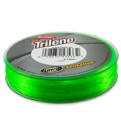 Berkley Trilene Sensation Hi Vis Solar Green 270 028
