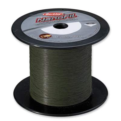 Berkley Nanofil Lo-Vis Green 0,12mm 1800m