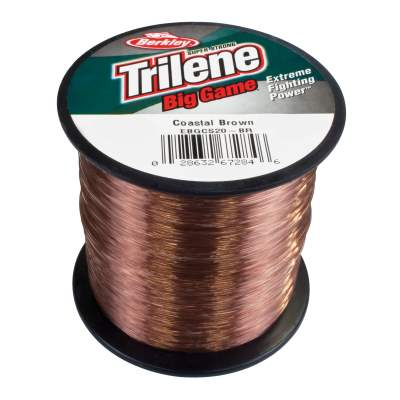 Berkley Trilene Big Game 1/4 lb Spule 0,30mm 1000m brown