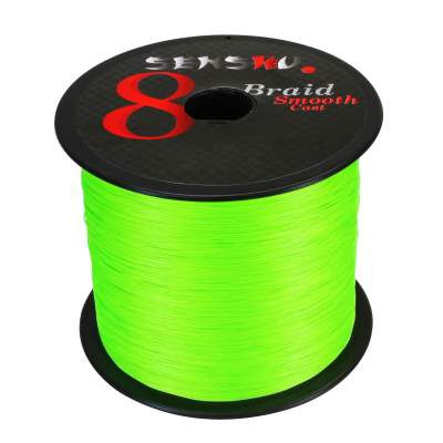Senshu Smooth Cast High End Braid 12,4kg 0,17mm 1m von der Großspule