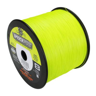Spiderwire Stealth Smooth 8 Yellow 3000m Angelschnur, TK27,3kg - 0,25mm