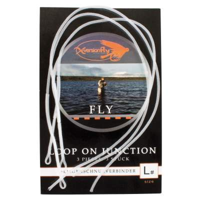 X-Version Fly Loop on Junction, 3 Stück, 10-18kg Gr L