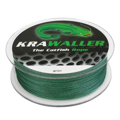Krawaller The Catfish Rope - Round Braid geflochtene Schnur 300m 0,45mm,