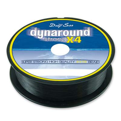 Team Deep Sea Dynaround Strong 4 PE Braid, OG 300 036