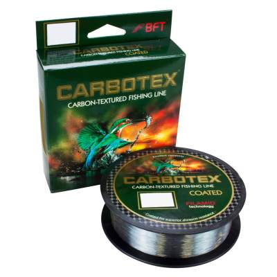 Carbotex Coated unsichtbar grau 150m 0,355mm, 150m - 0,355mm - lo-vis deep grey - 16,35 kg