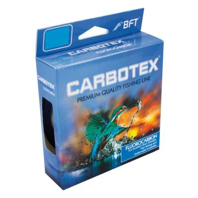 Carbotex Fluorocarbon transparent unsichtbar 150m 0,40mm, 150m - 0,4mm - transparent - 16,6kg