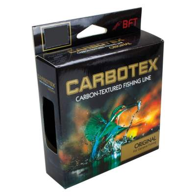 Carbotex Das Original carbon grau 500m 0,27mm, 500m - 0,27mm - carbon grau - 9,95 kg