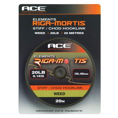 Ace Leader Riga- Mortis Weed 25Lb