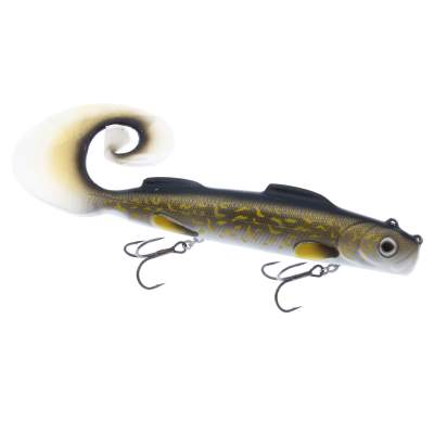 Westin XXL Monster Teez Shad 25cm Natural Pike