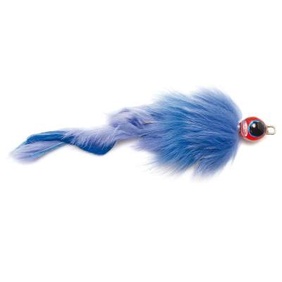 Westin Monster Fly Spinnfliege 26cm Invisible Blue