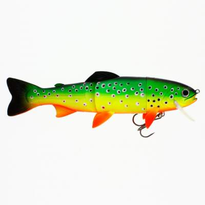 Westin Tommy the Trout Swimbait Crazy Firetiger