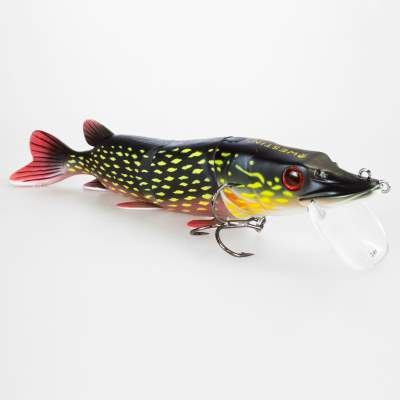 Westin Mike the Pike Real Swimbait Low Floating Pike 28cm 185g