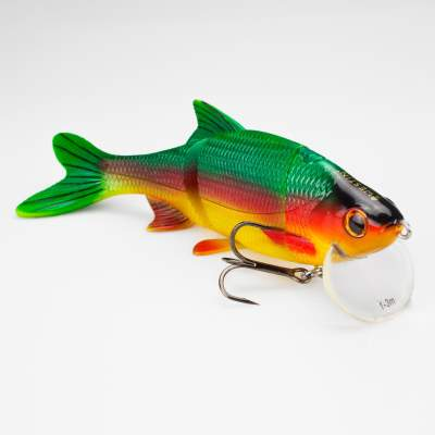 Westin Ricky the Roach Real Swimbait Low Floating Parrot Special