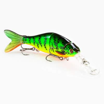 Westin Ricky the Roach Real Swimbait 8cm 7g SI Crazy Firetiger
