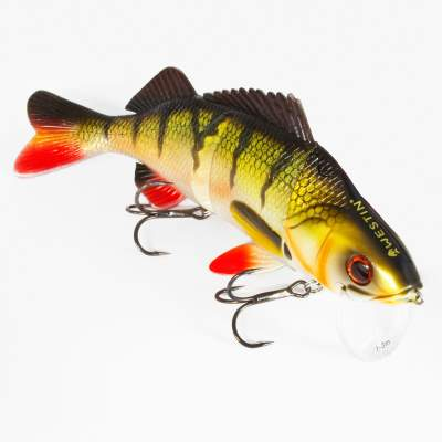 Westin Percy the Perch 20cm Low Floating Swimbait, 20cm - Bling Perch - 100g