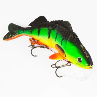 Westin Percy the Perch Real Swimbait Low Floating Crazy Firetiger 20cm 100g