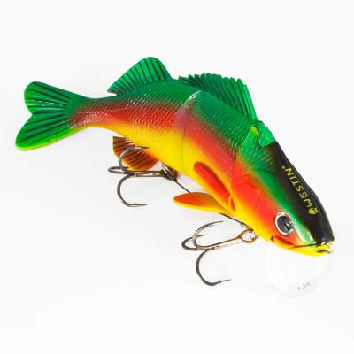 Westin Percy the Perch Real Swimbait Low Floating Parrot Special 20cm 100g, - 20cm - Parrot Special - 100g - 1Stück