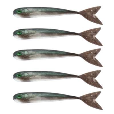 Westin Mega Teez 5 (127mm) No Action V Tail Shad Terminator