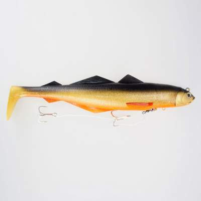 Westin Big Bob Meeres Shad 30cm 480g Fancy Cola Cacao