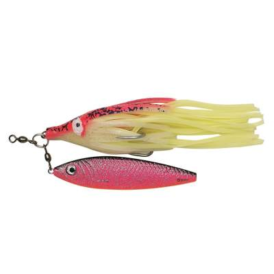 Kinetic Kinetic Halibut Jigger, 300g - Black/Pink